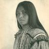 Fille du chef Alchise, White River Apache, Arizona. 1900