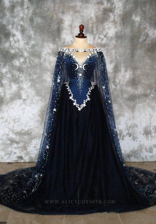 Belles robes gothiques