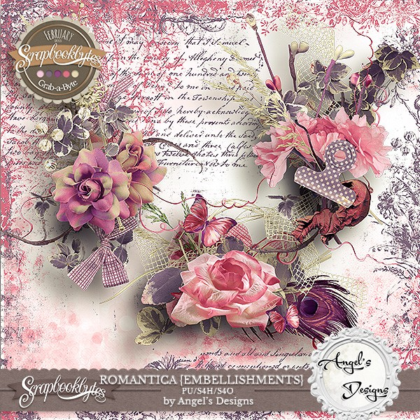 Romantica by Angel's Designs