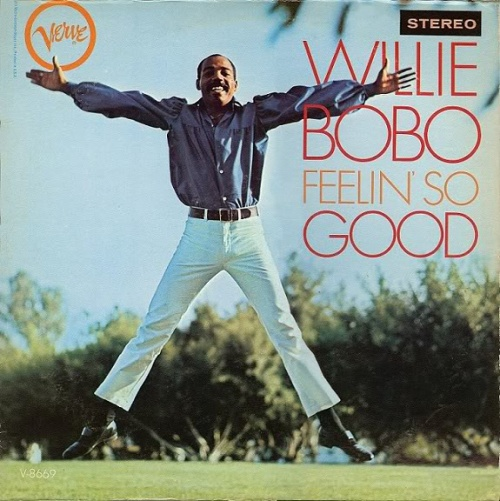 WILLIE BOBO AND HIS ORCHESTRA - Evil Way, MP3 Pop