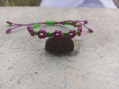 Bracelet Fleurs Version 1 (1)