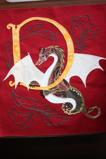dragon terminé