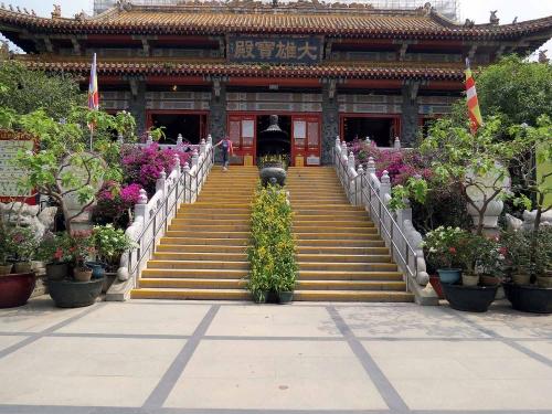 Ile de Lantau - Le Grand Bouddha - 5éme journée