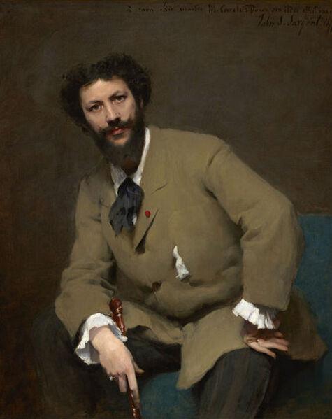 Fichier:Portrait of Carolus-Duran.jpg
