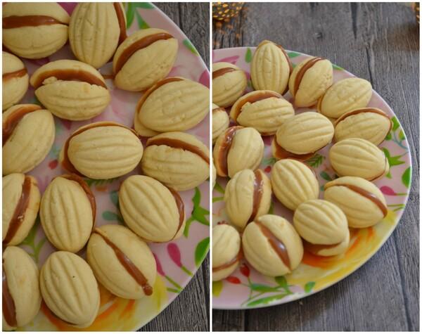 Biscuit Fondant {chocolat , myrtille & pistache}