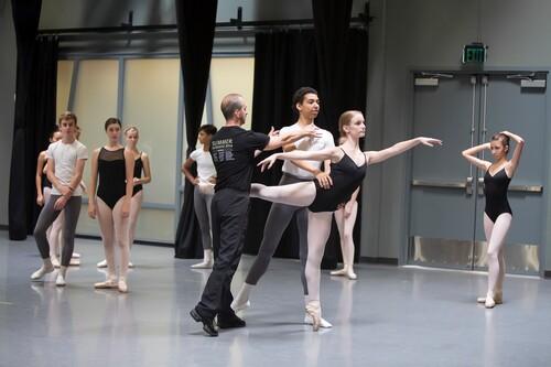 dance ballet class ballet masters