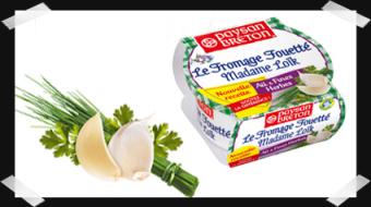 Tartelettes ail et fines herbes