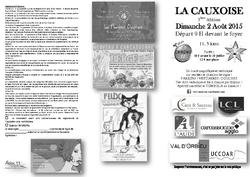 3° édition de la Cauxoise