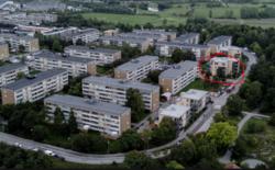 Deuxième appartement: Östberga