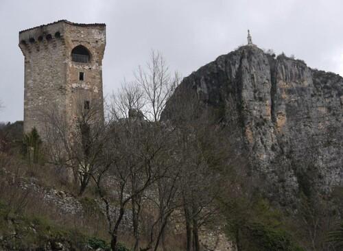 La tour et le Roc