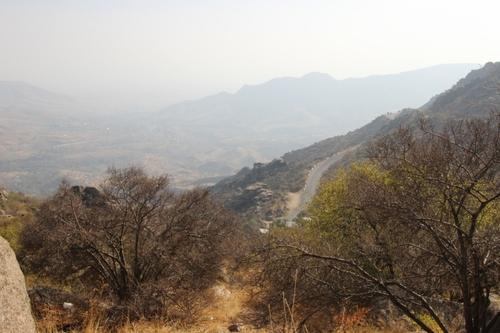 Entre Chakhrisabz et Samarcande