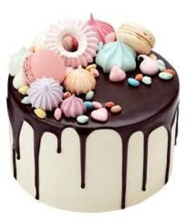 Image result for drip cake:
