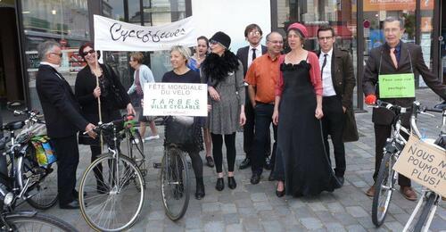 Fête mondiale du vélo