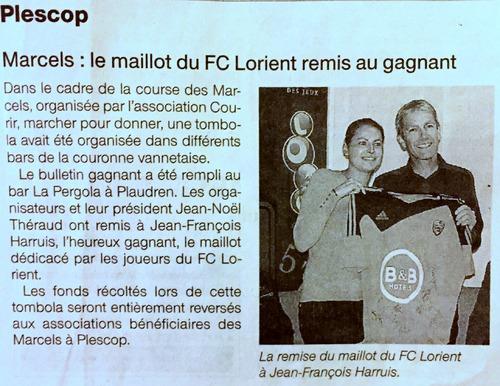 """Les """"Marcels à Plescop"""" - Revue de presse 2014..."""