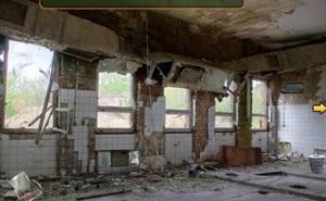 Jouer à Escape Game - Abandoned building escape 2