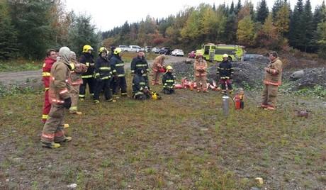 SSI de La Guadeloupe: Formation sur les extincteurs pour les pompiersle 30 septembre 2012
