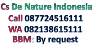 nomer customer resmi de nature