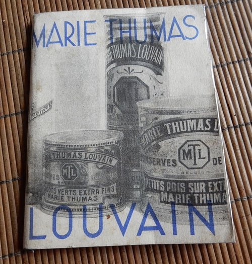 Les recettes de Marie-Thumas : petits pois