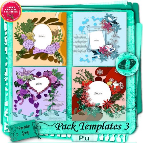 Templates Pack 3