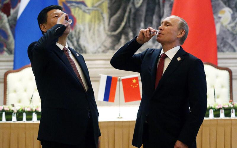 Le président  Ji Jinping est sorti de sa réserve  habituelle, déclarant :