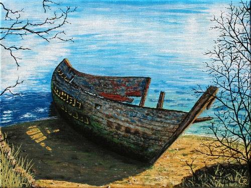 bateau épave 1