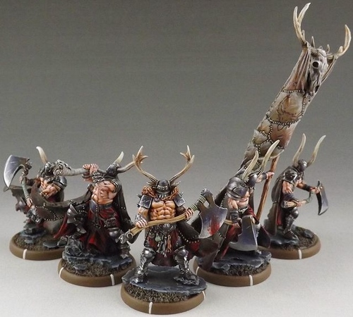 DARKLANDS par MIERCE MINIATURES
