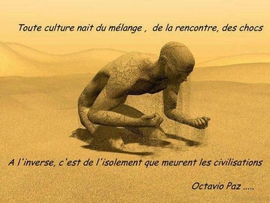 culture nait du melange