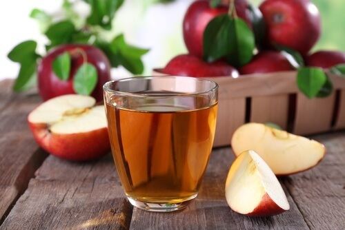 citron et vinaigre de pomme