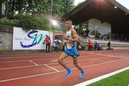 France de 10000m Saint-Maur