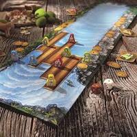 La traversée de l'Orénoque