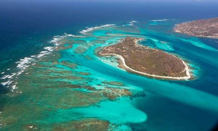 Avec Antoine, un superbe voyage dans les Grenadines, perles des Caraïbes