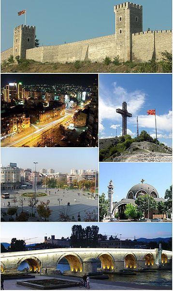 Blog de lisezmoi :Hello! Bienvenue sur mon blog!, Macédoine : Skopje