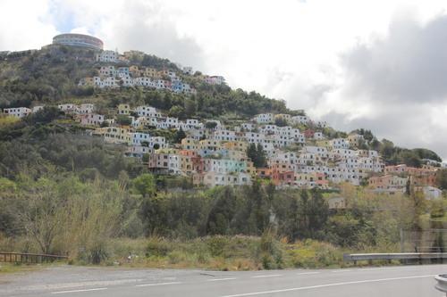 Du 5 au 9 avril En route pour l'Italie du sud