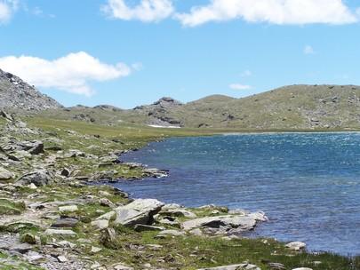 Lac de Savine - Col Clapier