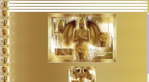 Papier Fantasy Ange 02