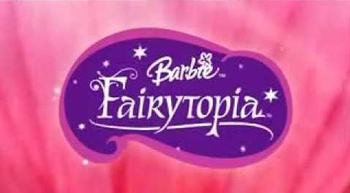 Second logo de Barbie Fairytopia