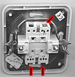 Bien brancher son interrupteur va et vient bien bricoler for Brancher un interrupteur va et vient