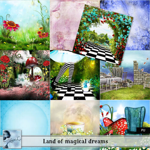 Land of Magical Dreams