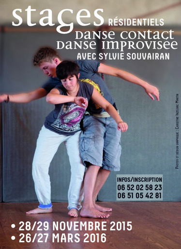 • Stages contact-Impro