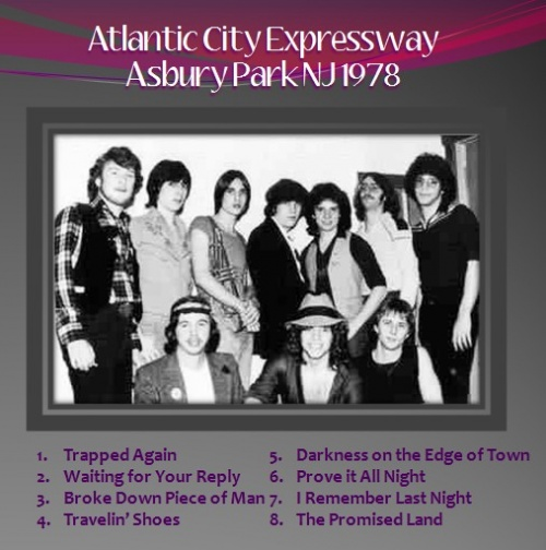 "JON BON JOVI: ""Atlantic City Expressway"" jon first group in 1978 mp3"