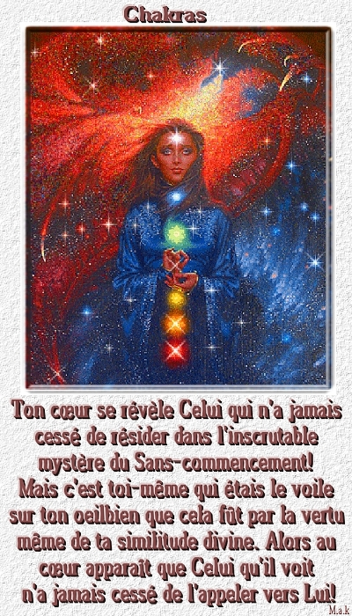 Les Chakras introduction
