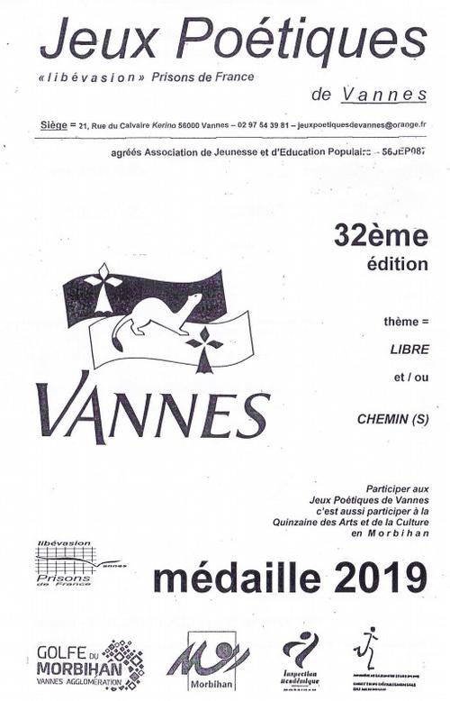 Concours poésie  Bretagne