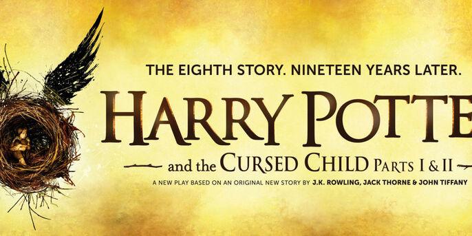 """Résultat de recherche d'images pour """"harry potter et l'enfant maudit"""""""