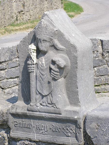 Floursies, fontaine Saint-Eloi