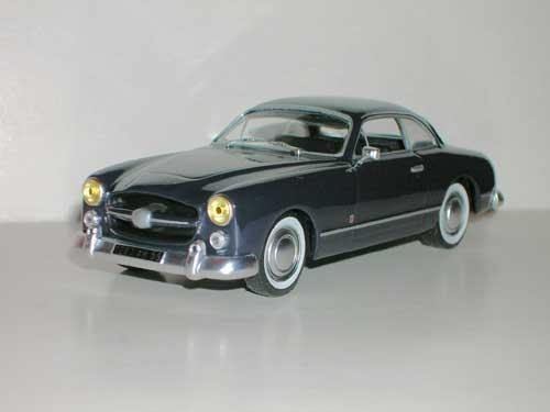 Ford Cométe coupé 1951