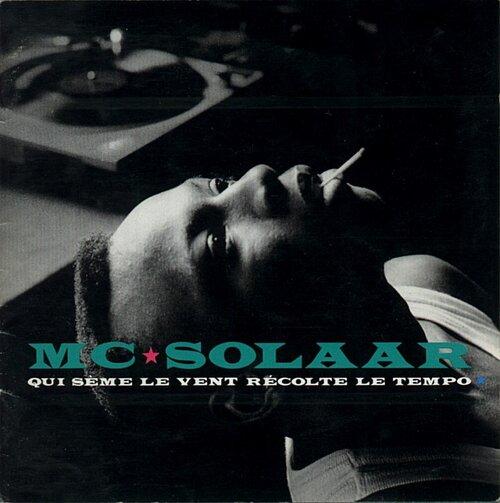 MC Solaar - Qui Sème Le Vent Récolte Le Tempo (1991) [Rap , Hip Hop]