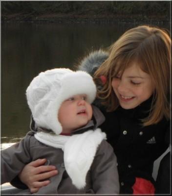 Inès et Louane