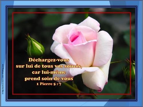 Se montrer franc envers Dieu