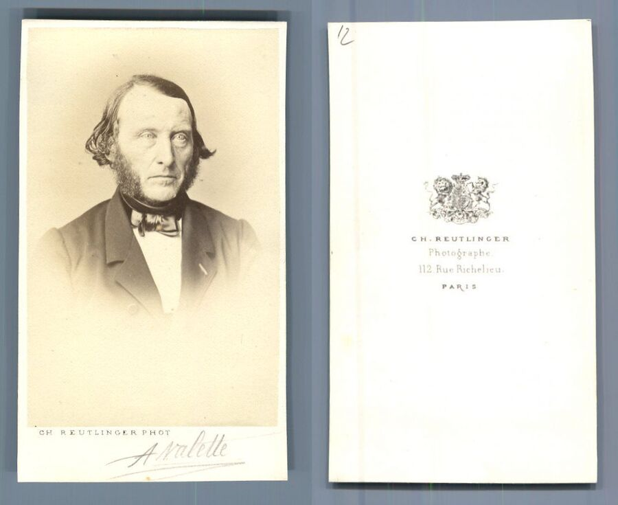 Professeur Valette, Auguste (1805-1878)