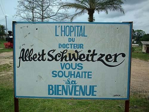 14 janvier 1875 : naissance d'Albert Schweitzer